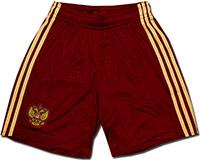 Трусы домашние сборной России 09-10 Adidas