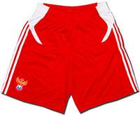 Трусы домашние сборной России 11-12 Adidas