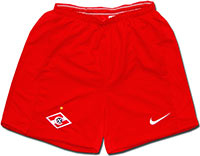 Трусы домашние Спартак 2009 Nike