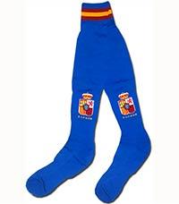 Гетры синие сборной Испании