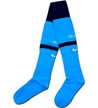 Гетры голубые Зенит 2010 Nike