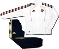 Костюм парадный сборной России 2011 Adidas