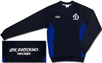 Свитер тренировочный Динамо 2010 Umbro