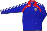 Свитер флисовый сборной России 09-10 Adidas