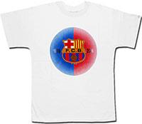 Футболка хлопковая 2 Барселона