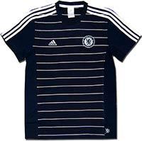 Футболка хлопковая Челси 09-10 Adidas