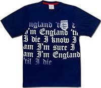 Футболка Англия Tee 08 Umbro