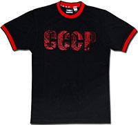 Футболка черная СССР Crest 09 Umbro