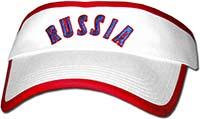 Козырек Россия 06 Umbro